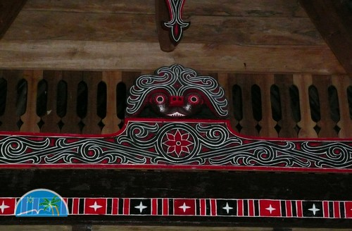 Carve and Chisel Art - Batak House